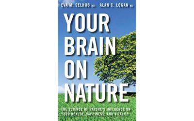 Book Blog: Your Brain on Nature by Eva Selhub and Alan Logan