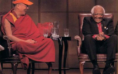 The Book of Joy: Dalai Lama and Desmond Tutu
