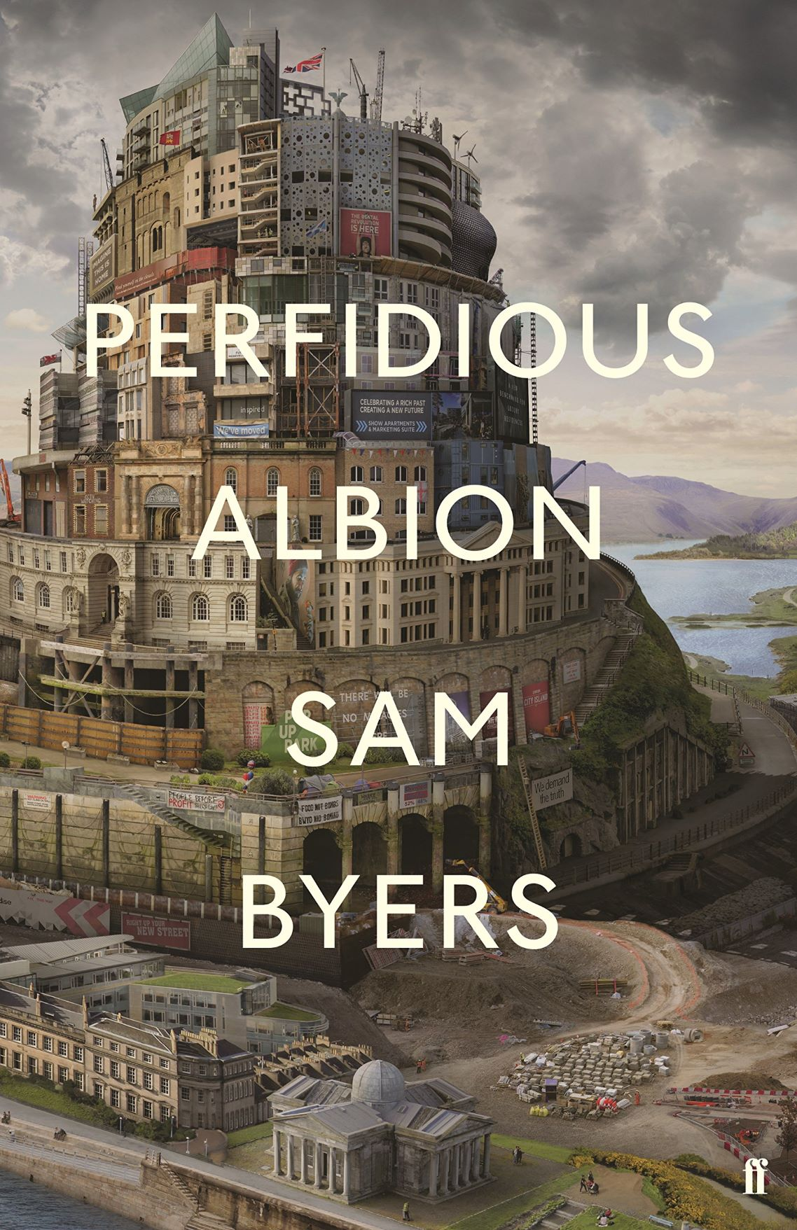 Perfidious Albion book cover
